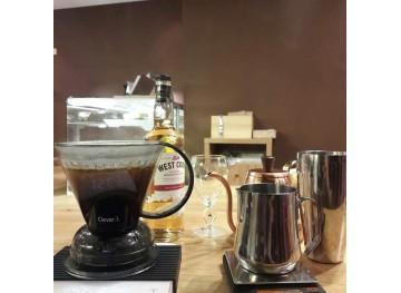 Как приготовить кофе с помощью клевера?
