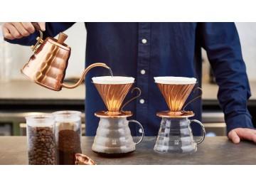 Термин Третья волна и альтернативные способы приготовления кофе