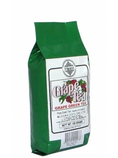 Зеленый чай Виноград Млесна пак. из фольги 100 г