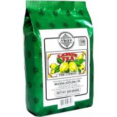 Черный чай Лимон Млесна пак. из фольги 500 г