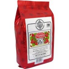Черный чай Клубника-Сливки Млесна пак. из фольги 500 г