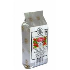 Черный чай Клубника-Сливки Млесна пак. из фольги 100 г