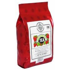 Черный чай Клубника Млесна пак. из фольги 500 г