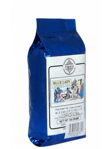 Зеленый чай Блю Леди Млесна пак. из фольги 100 г