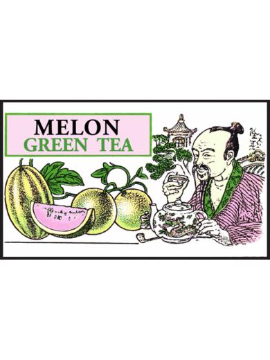 Зеленый чай Дыня Млесна пак. из фольги 100 г