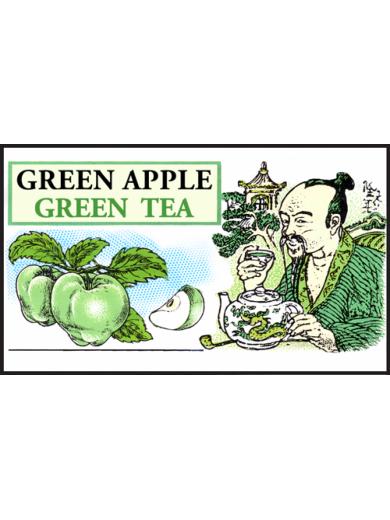 Зеленый чай Зеленое яблоко Млесна пак. из фольги 500 г