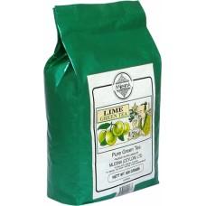 Зеленый чай Лайм Млесна пак. из фольги 500 г