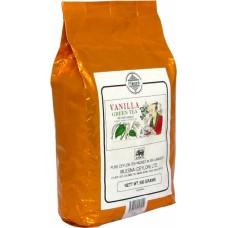 Зеленый чай Ваниль Млесна пак. из фольги 500 г