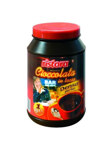 Горячий шоколад Ristora банка 1 кг