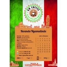 Кофе GM Coffee Руанда Намулинда фреш обжарка в зернах 1 кг