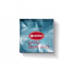 Кофе Gemini Espresso Elite Decaffeinatto в монодозах - 100 шт.
