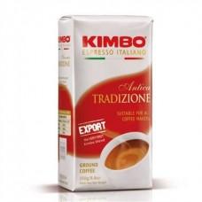 Кофе KIMBO ANTICA TRADIZIONE молотый 250 г