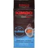 Кофе KIMBO ESPRESSO DECAFFEINATO молотый 250 г