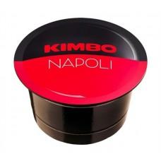 Кофе Kimbo Napoli Blue в капсулах - 96 шт