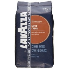 Кофе Lavazza Super Crema в зернах 1 кг