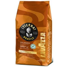 Кофе Lavazza Tierra Brazil 100% в зернах 1 кг