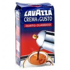 Кофе LavazzaCrema eGusto Gusto Classico молотый 250 г