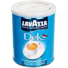 Кофе Lavazza Dec ж/б молотый 250 г