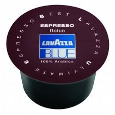 Кофе Lavazza Blue Espresso Dolce в капсулах - 100 шт