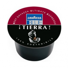 Кофе Lavazza Blue Espresso Tierra в капсулах - 100 шт