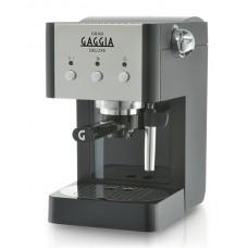 Кофеварка Gaggia Grangaggia De Luxe black