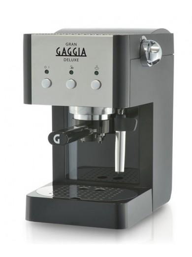 Кофеварка Gaggia Grangaggia De Luxe black (RI8425/11)