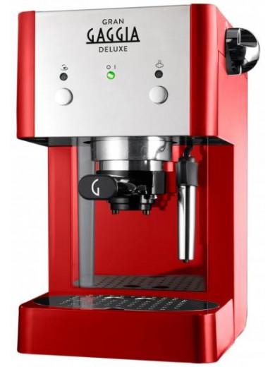 Кофеварка Gaggia Grangaggia De Luxe red (RI8325/12)