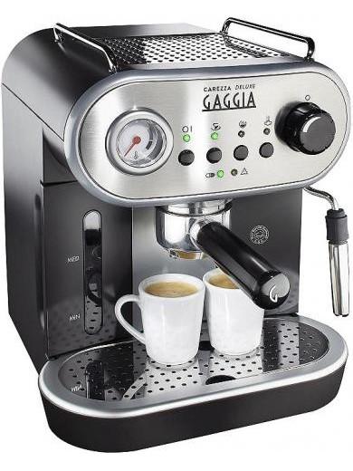 Кофеварка Gaggia Carezza De Luxe (RI8525/01)