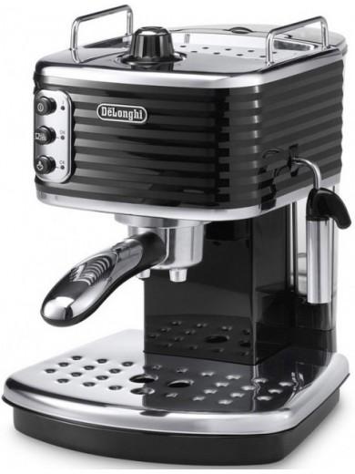 Кофеварка DeLonghi Scultura ECZ 351.BK